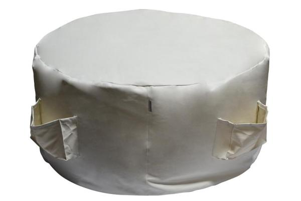 Bean puff 120 cm (senza imbottitura)