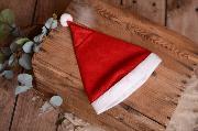 Gorrito de Papá Noel para bebé