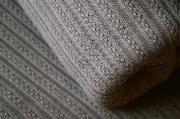 Tissu New Delhi gris