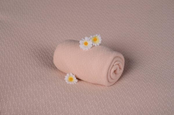 Tissu Sydney rose bébé
