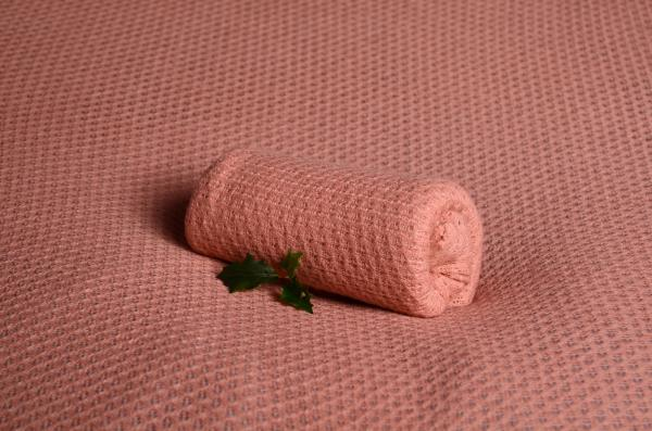 Salmon Marrakesh fabric