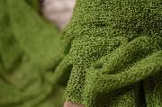 Wrap di rayon verde