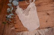 Body angora bianco