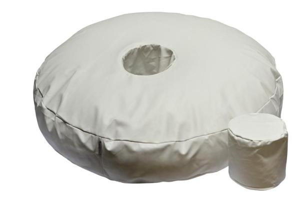 Doughnut bean bag (unfilled)