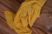 Wrap con nappine giallo