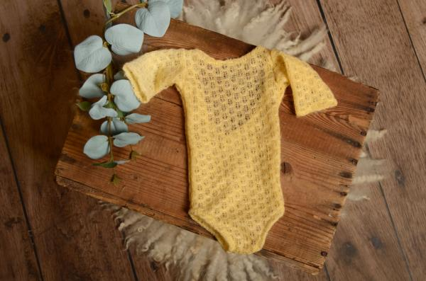 Light yellow Marrakesh bodysuit