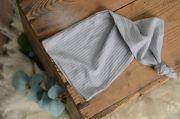 Schlafmütze in Grau