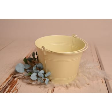 Yellow bucket