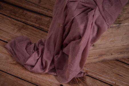Wrap muselina violeta