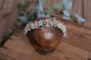 Coiffure florale de Noël - Modèle 10