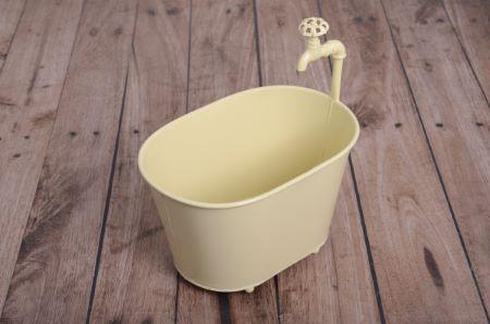 Petite baignoire Aura avec tares
