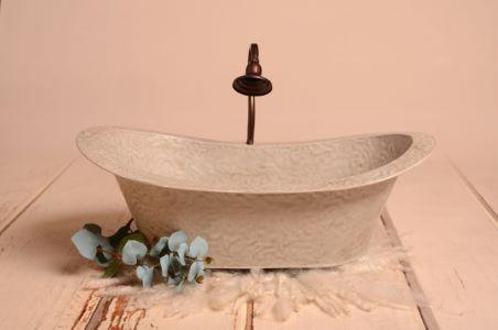 Vaschetta da bagno Minerva