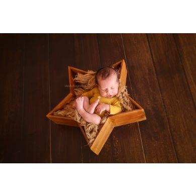 Brown star bowl