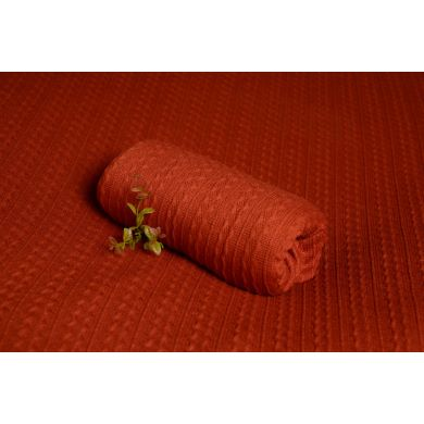 Russet Prague fabric