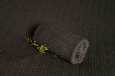 Dark grey Prague fabric