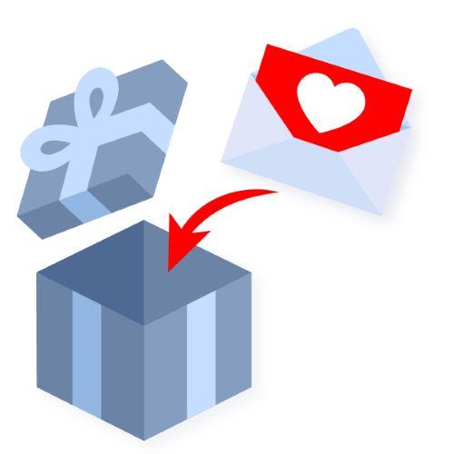 Geschenk-Bestellung
