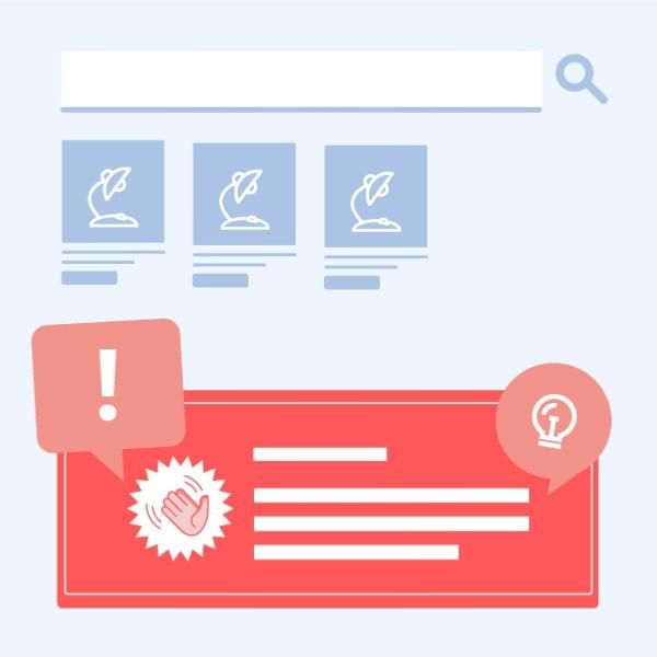 Search Results Page Personalisation