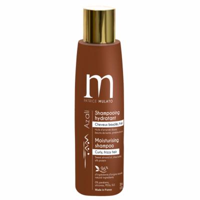 Shampoing Hydratant Cheveux Bouclés Azali Mulato 200 ML