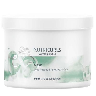 Masque Nutricurls Wella 500 ML