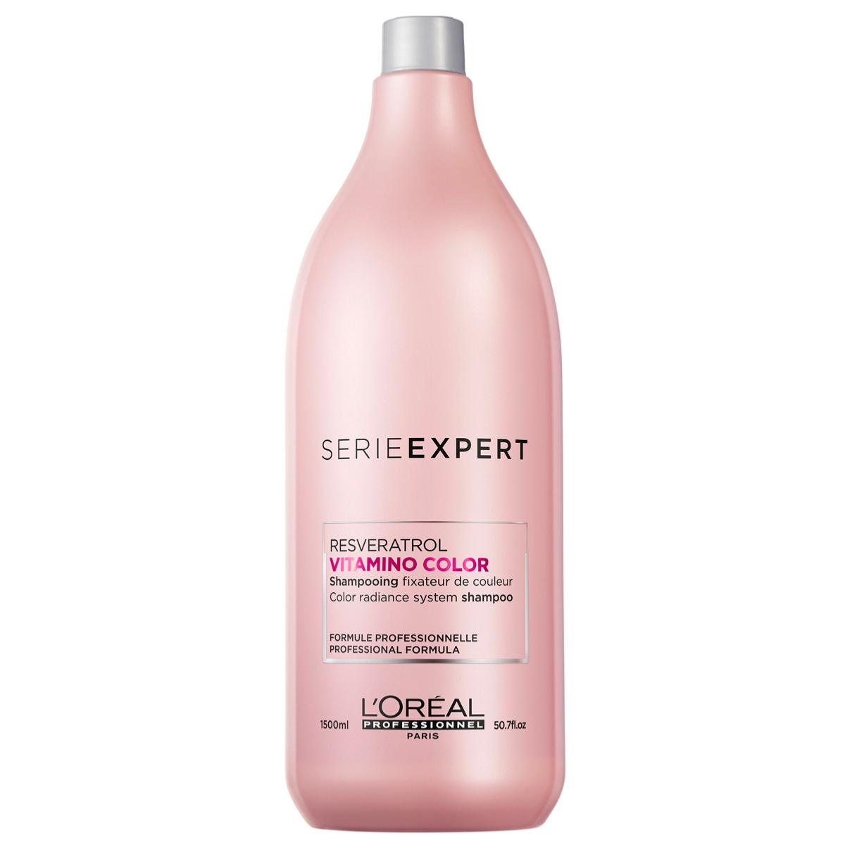 Shampoing Vitamino Color L'Oréal Pro 1500 ML