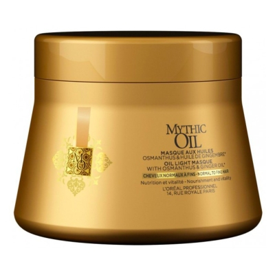 Masque Mythic Oil Cheveux Fins 200 ML