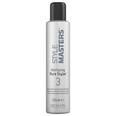 Hairspray Pure Styler 3 Style Masters 325 ML