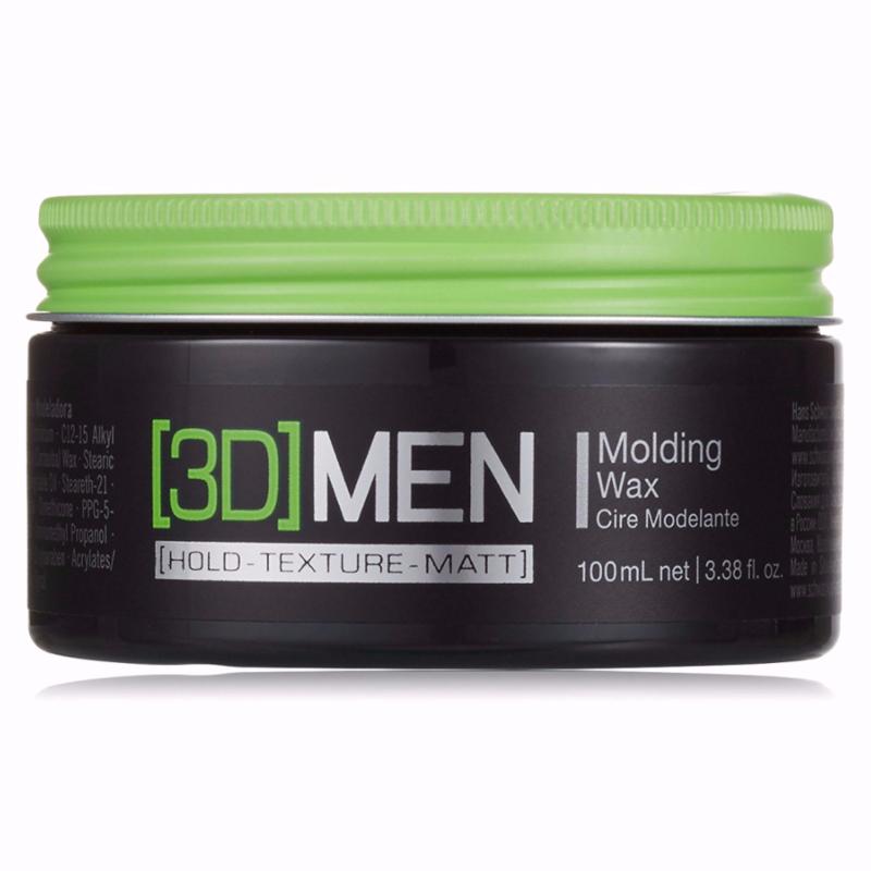 Molding Wax [3D]MEN Schwarzkopf 100 ML
