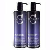 Violet Fashionista Conditioner + Shampoing Tigi Catwalk 750 ML