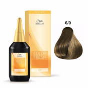 Color Fresh Wella 6/0 Blond Foncé 75 ML