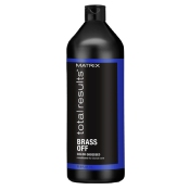 Conditioner Total Results Brass Off Matrix 1 L