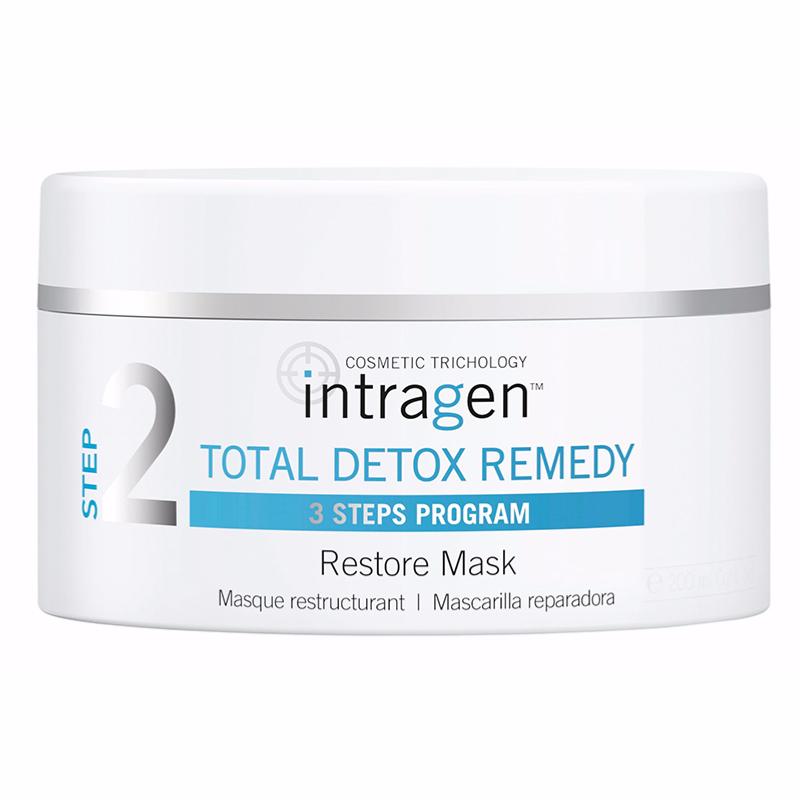 Masque Intragen Total Detox Remedy Revlon 200 ML