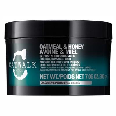 Masque Oatmeal & Honey Tigi Catwalk 200 G
