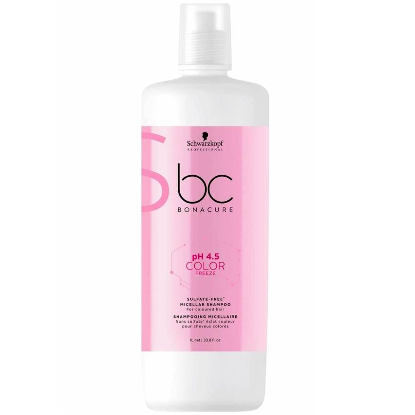 Shampoing BC PH 4.5 Color Freeze Sans Sulfates Schwarzkopf 1 L