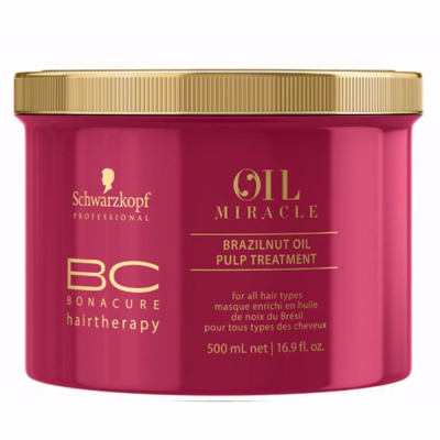 Masque BC Oil Miracle Brazilnut Schwarzkopf 500 ML