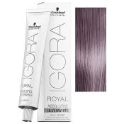 Tube Coloration Igora Royal Absolutes Silverwhite Schwarzkopf 60 ML