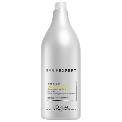 Shampoing Pure Resource L'Oréal Professionnel 1500 ML