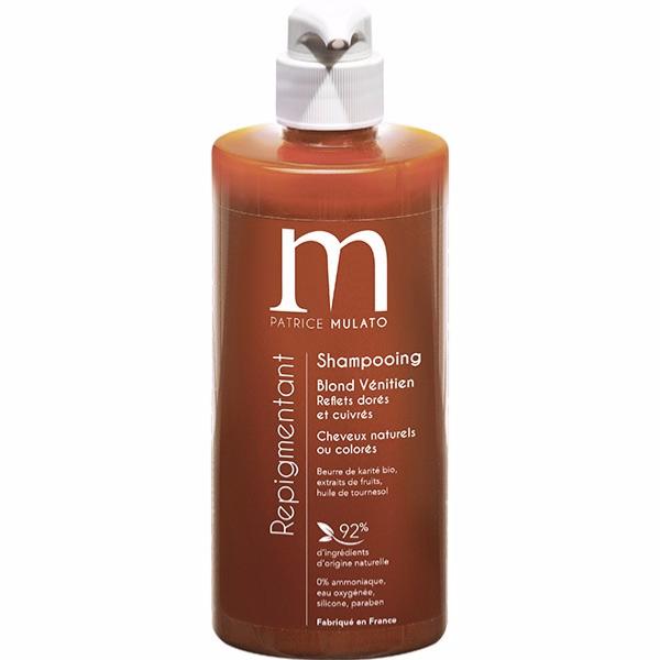 Shampoing Repigmentant Blond Vénitien Mulato 500 ML