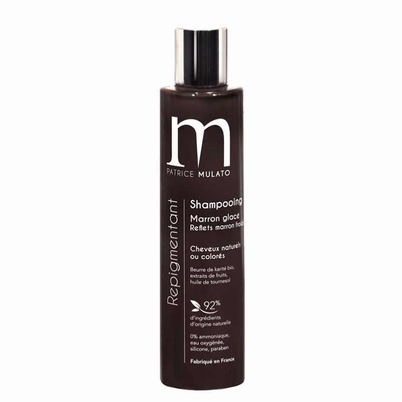 Shampoing Repigmentant Marron Glacé Mulato 200 ML