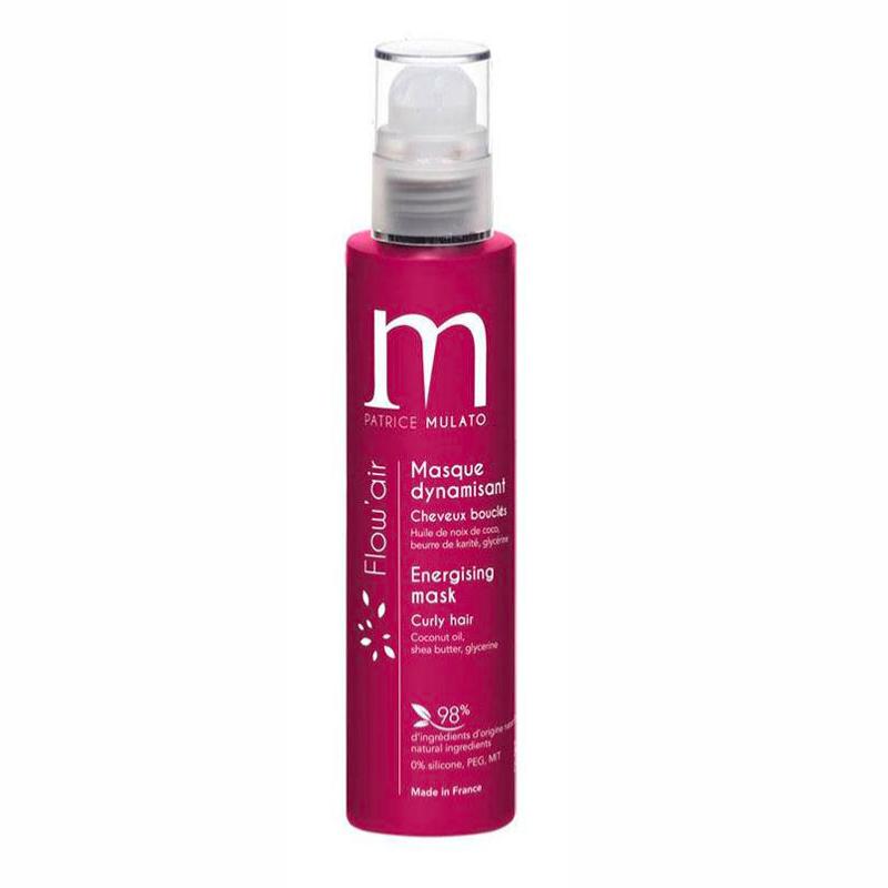 Masque Cheveux Bouclés Mulato 200 ML