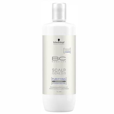 Shampoing BC Scalp Genesis Purifying Schwarzkopf 1 L