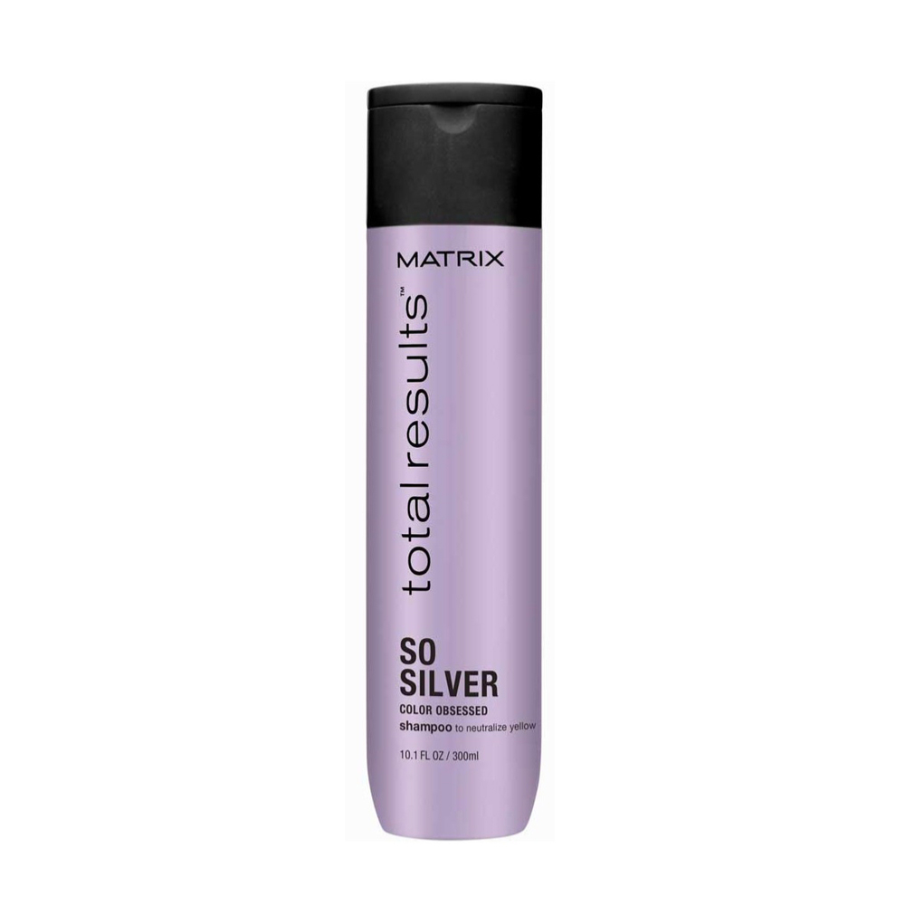 Shampoing Total Results So Silver Matrix 300 ML
