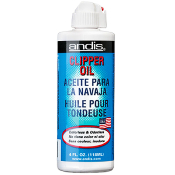 Huile pour Tondeuse Andis 118 ML