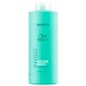 Shampoing Volume Boost Invigo Wella 1L