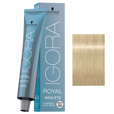 Tube Coloration Igora Royal Highlifts Schwarzkopf 60 ML