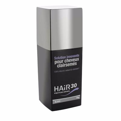Hair 30 Blanc
