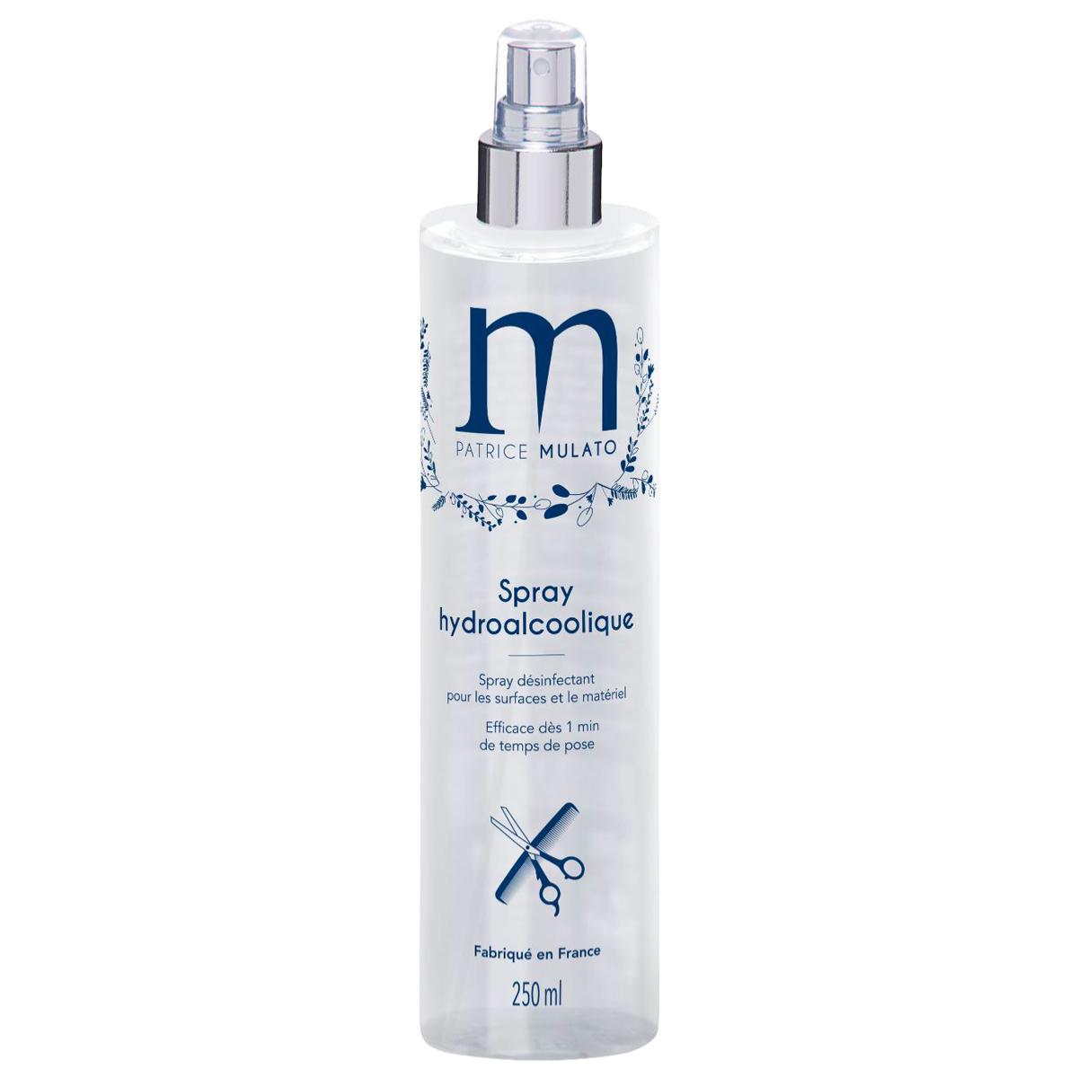 Spray Hydro-Alcoolique Mulato 250 ML (valeur 7€)