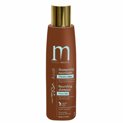 Shampoing Nourrissant Cheveux Crépus Azali Mulato 200 ML