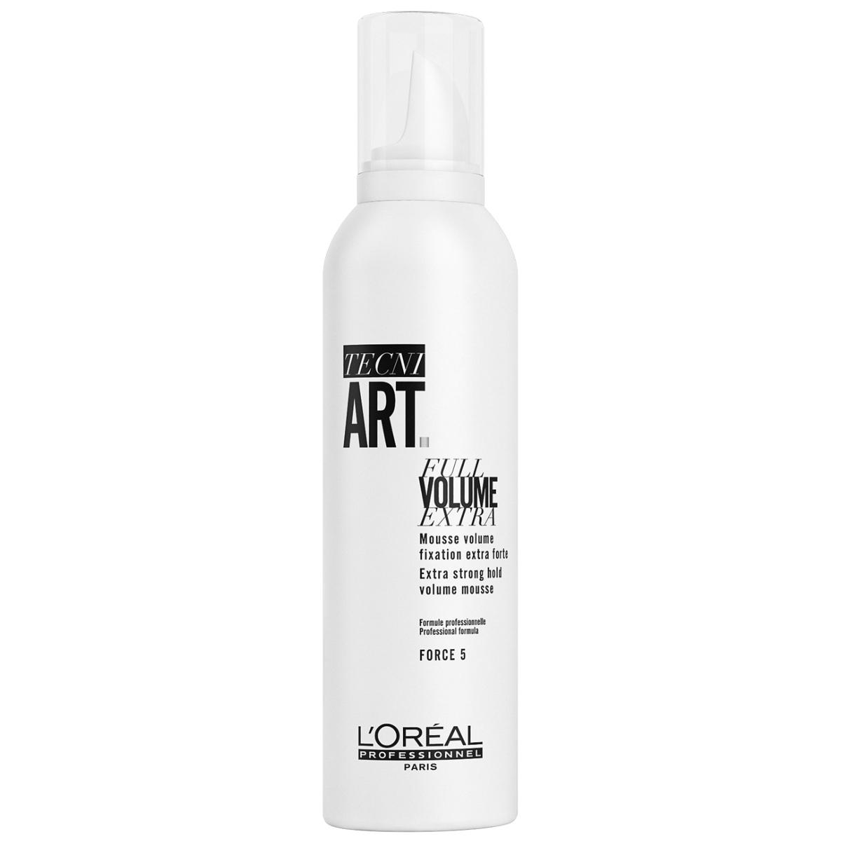 Tecni Art Mousse Full Volume Extra 250 ML