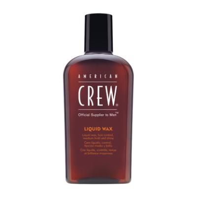 Liquid Wax American Crew 150 ML