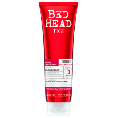 Resurrection Shampoing Tigi Bed Head 250 ML